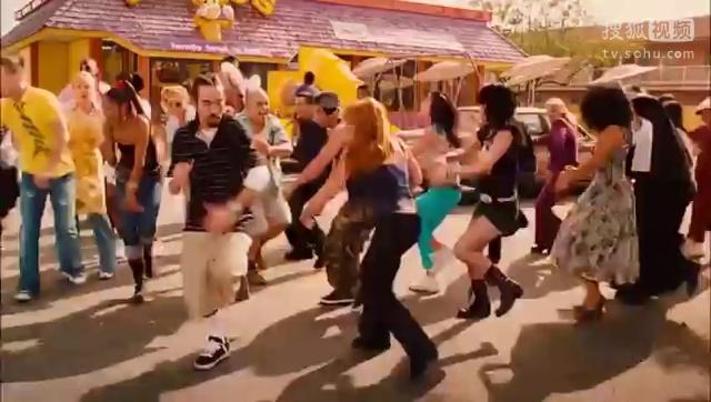 让我们舞起来 好莱坞电影中的经典舞蹈第一二季大串烧