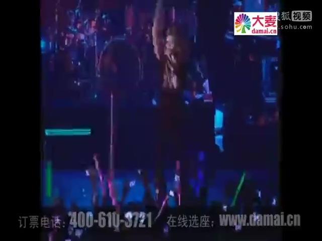 2014艾薇儿上海演唱会,大麦网总代