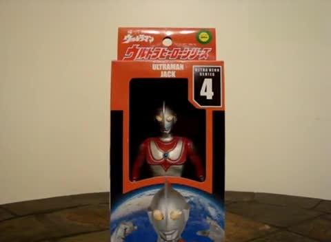 杰克奥特曼胸灯玩具-360视频搜索