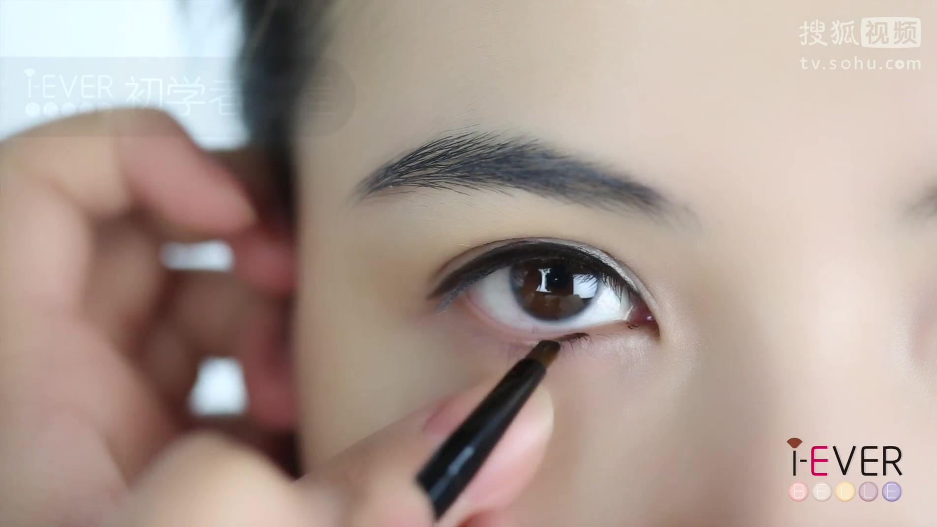 可爱眼线 美瞳视频视频-360视频搜索