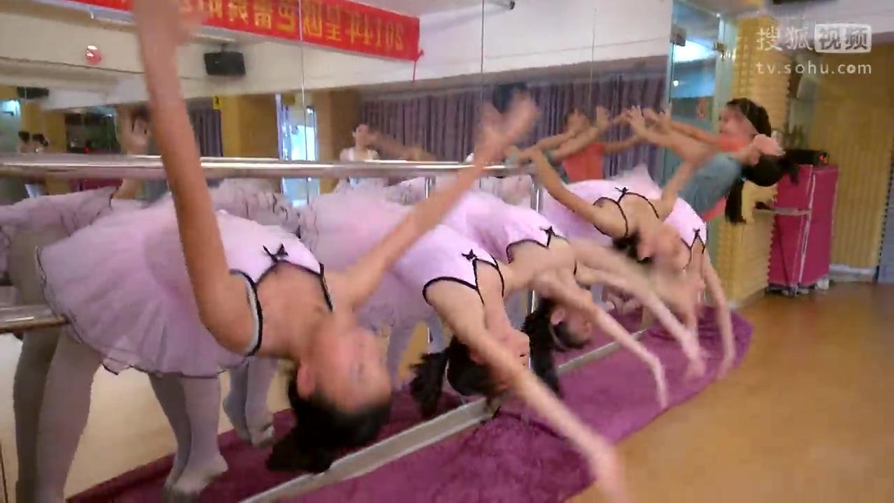 儿童舞蹈视频 儿童舞蹈教学视频