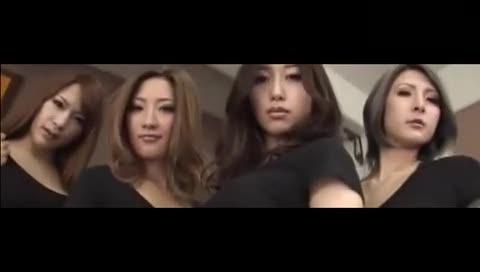 2012年黑丝制服四大美人空姐