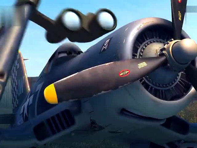 迪士尼总动员新系列《飞机总动员》中文剧场版预告