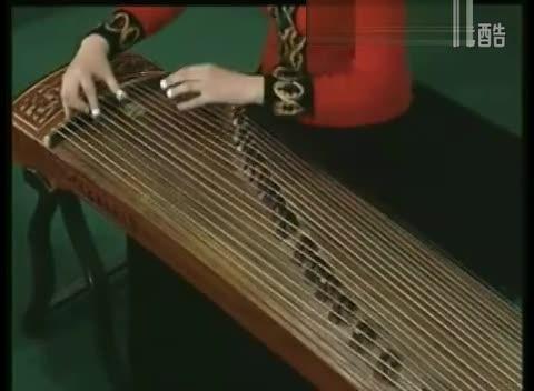 林玲古筝《瑶族舞曲》