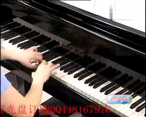 简易钢琴教程2-儿童钢琴初步教程1-小汤姆森钢琴教程