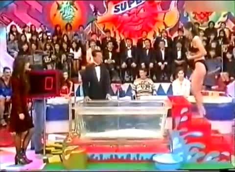 日本变态重口味综艺节目