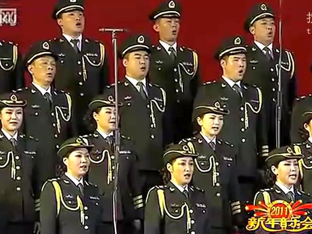 总政歌舞合唱团-天路.flv