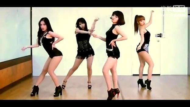 3韩国美女热舞饭拍辣妹热舞现场
