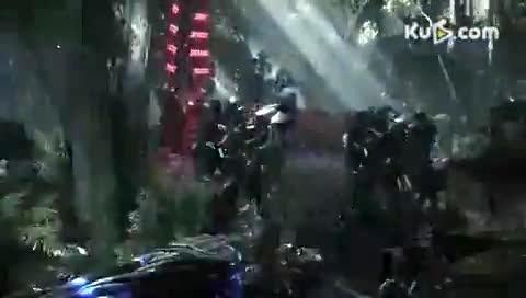 《孤岛危机3》纳米战斗
