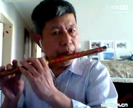 赞歌笛子独奏曲谱 久久乐谱
