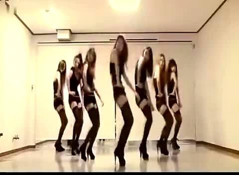 高跟热舞 360视频搜索