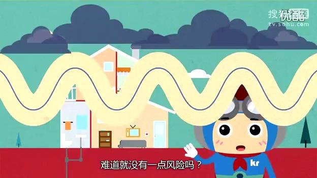 上海创意广告 互联网理财是坑吗 柯映动画分享图片
