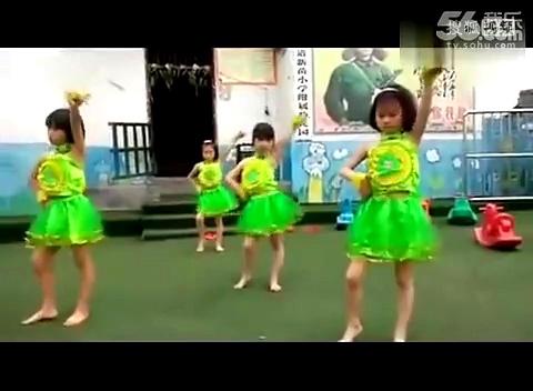 2014最新幼儿舞蹈视频现代舞