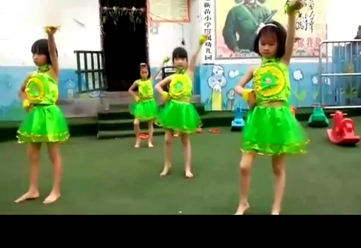 2014最新幼儿舞蹈视频现代舞(1)
