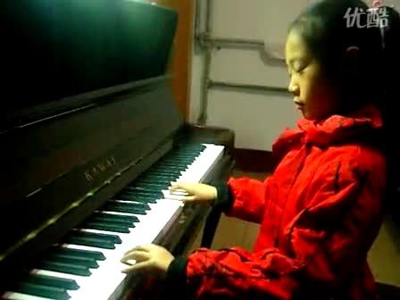 钢琴曲北风吹