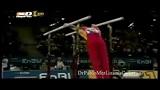 2010体操世界杯德國斯图加特站之王冠寅双槓