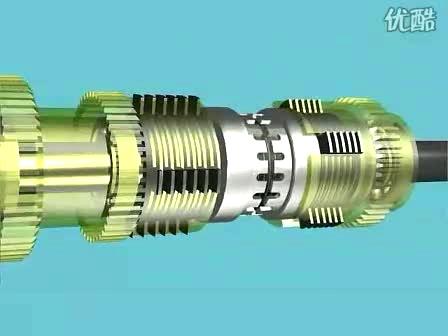 机械摩擦式离合器的工作原理是什么?