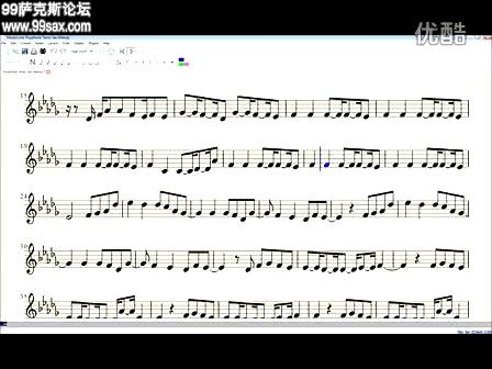 梦中的婚礼钢琴 曲谱