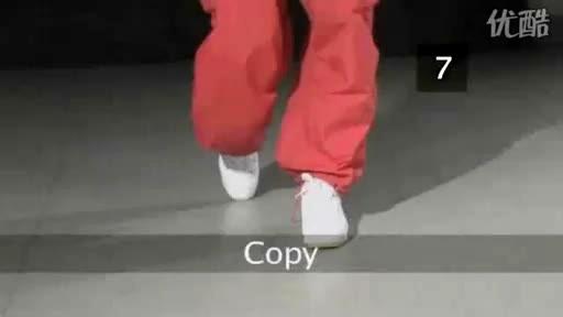 太空步教学基础舞步,太空步教学视频下载