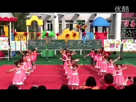 宜兴市祥和幼儿园小班舞蹈:动感天使