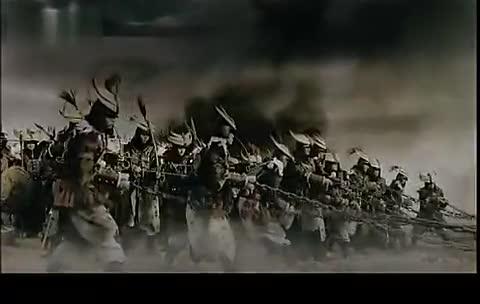 十二生肖传奇黄帝战蚩尤图片