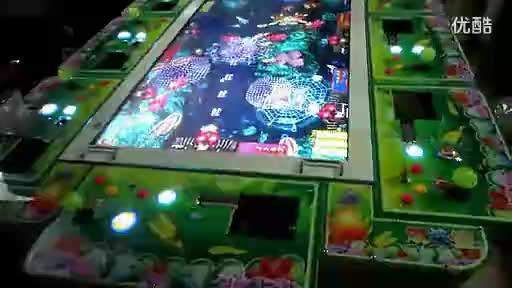 渔乐无穷之双头鲨游戏机,游戏机厂家,大型游戏机