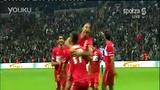 【丞爱】20111012欧洲杯外围赛 土耳其VS阿塞拜疆 下半场进球