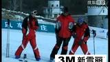 [央视单板和双板滑雪教程].双板16 滑雪学习宝典