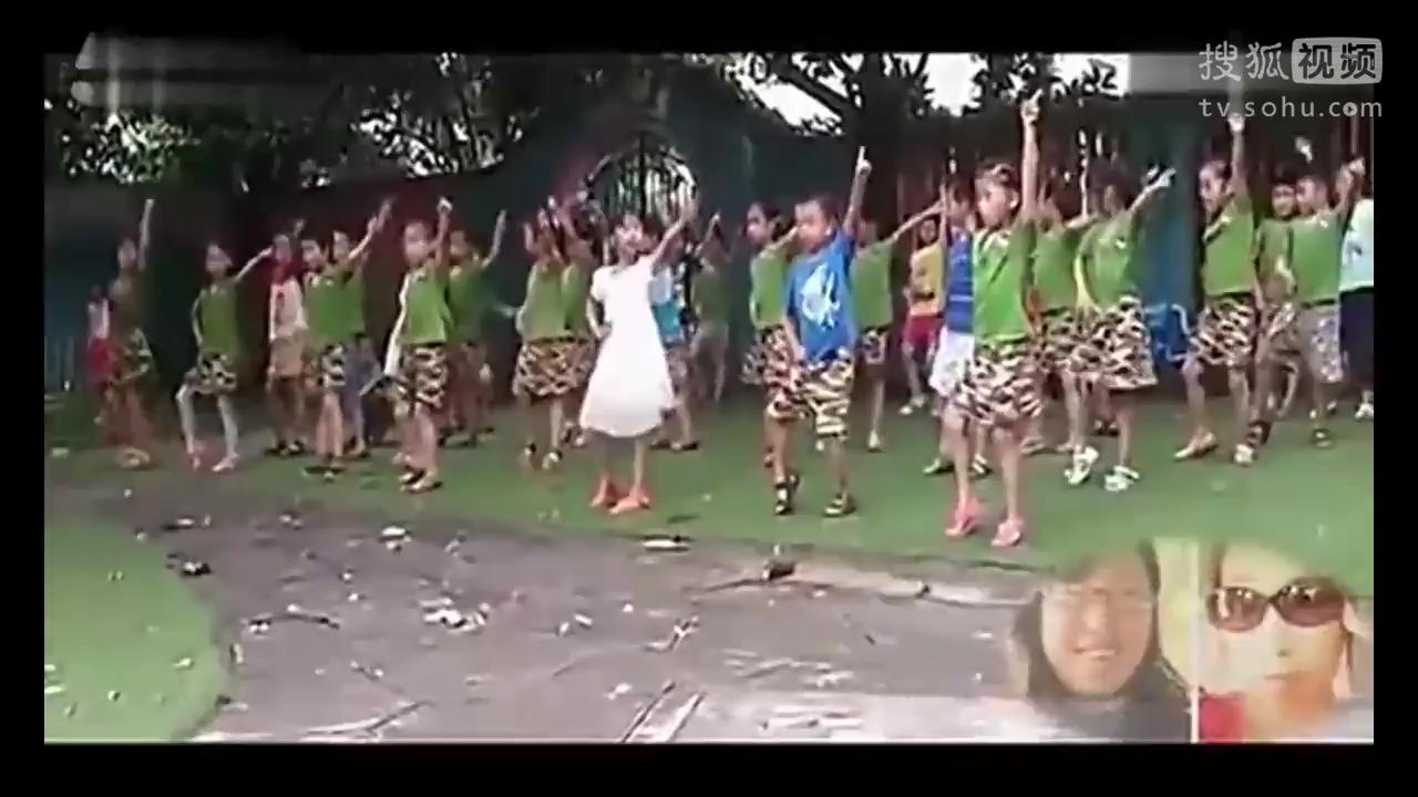 小苹果儿童舞蹈:小苹果 儿童舞蹈 幼儿少儿舞蹈 筷子兄弟