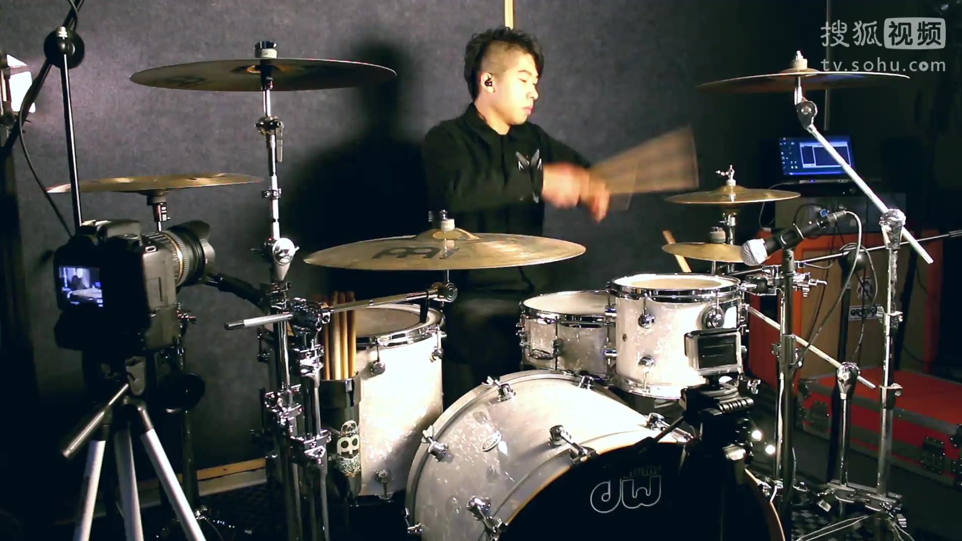 drum pads谱子bad boy