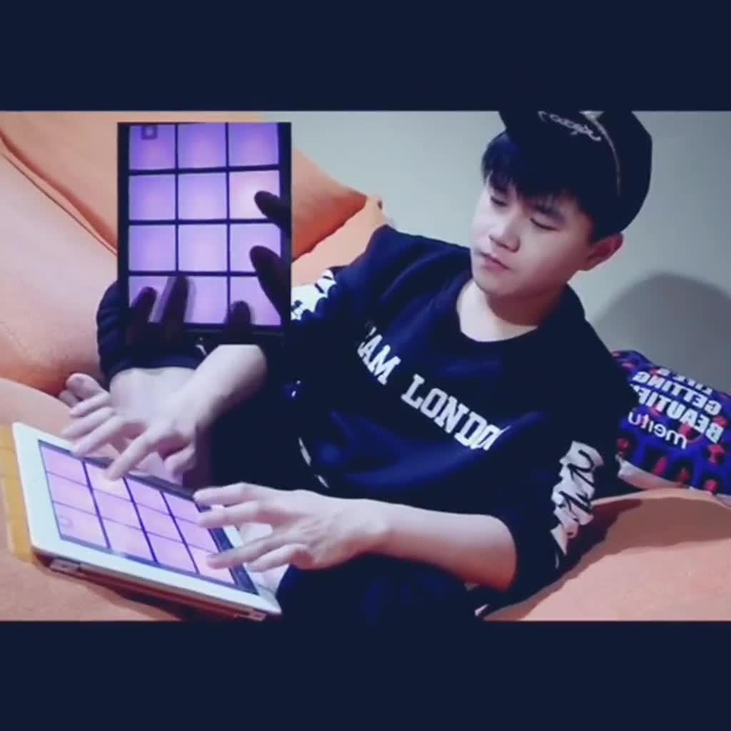 drum pads24谱子 drum