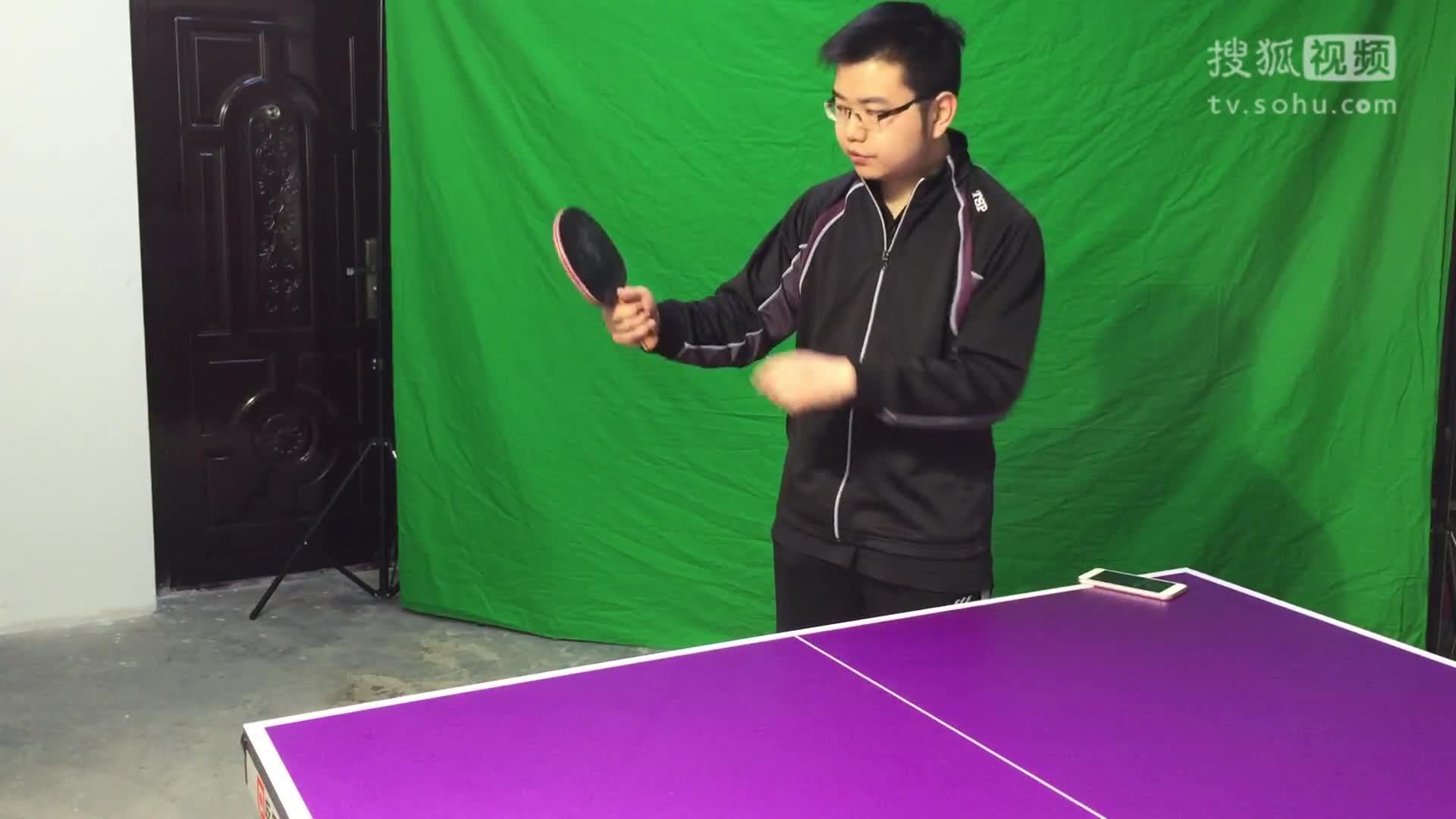《乒乓网私人教练》拼接的底板就不好吗?木材切割、选料、拼接介绍_乒乓球教学视频