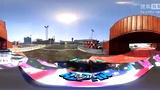 VR360度全景视频 侠盗车手游戏