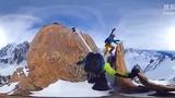 滑雪圣地勃朗峰 VR360度全景视频