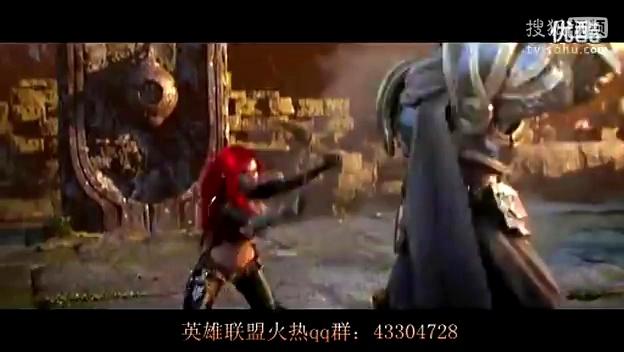 伤声 诸葛亮_《英雄联盟》游戏CG动画宣传片_高清-原创视频-搜狐视频