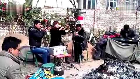农村唢呐电子琴_山西唢呐视频_新视网